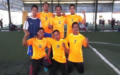 Tembus Perempat Final, Tim Futsal Bayt Al Hikmah Tampil Memukau.