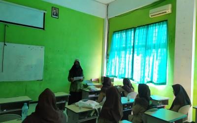 KEGIATAN MPLS 2020 SMA BAYT AL-HIKMAH DIMASA PANDEMI